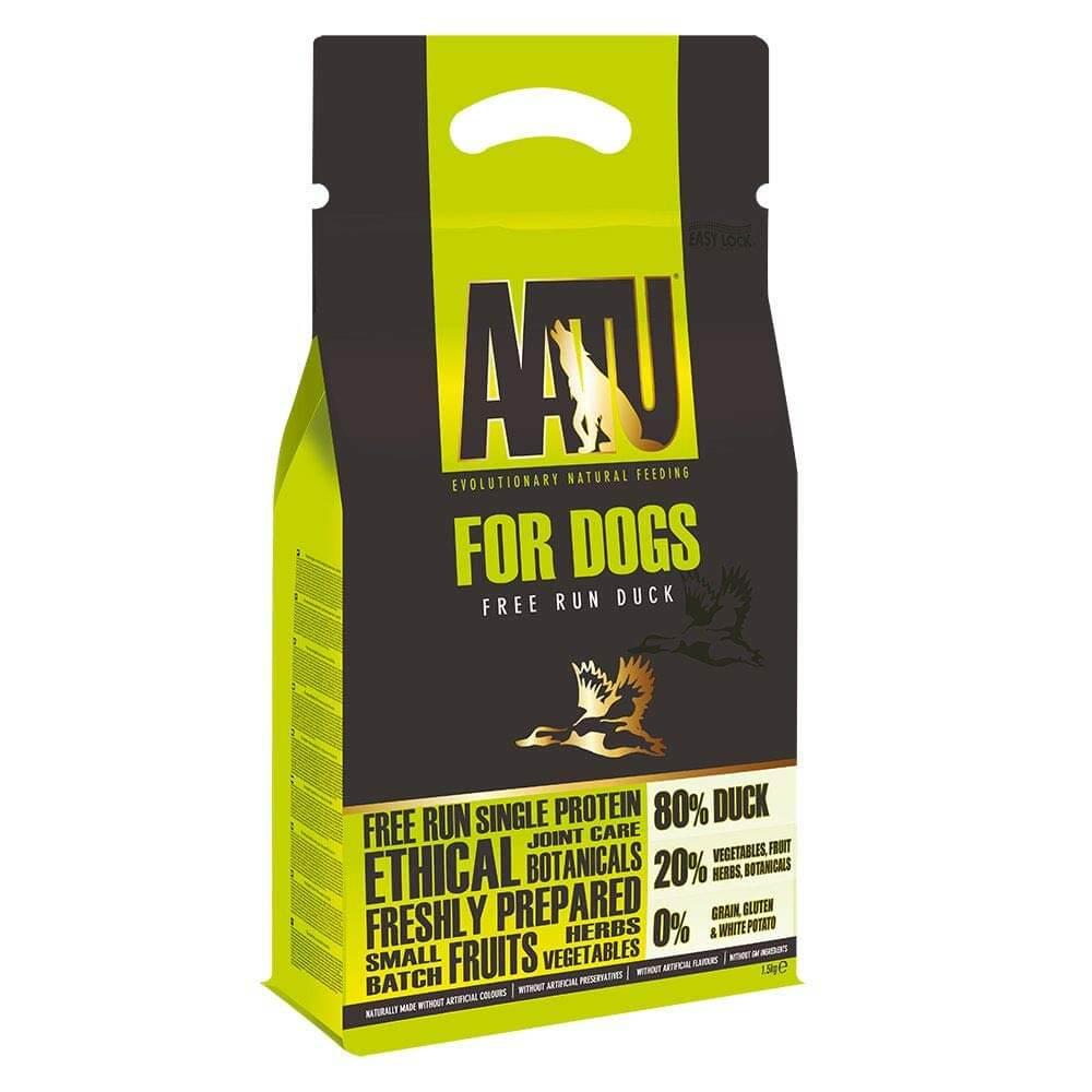 アートゥー(AATU)ドッグフードの口コミ・評判は?原材料や安全を解説